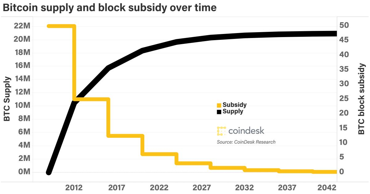 Bitcoin Halving 2020, Discussed - CoinDesk 10