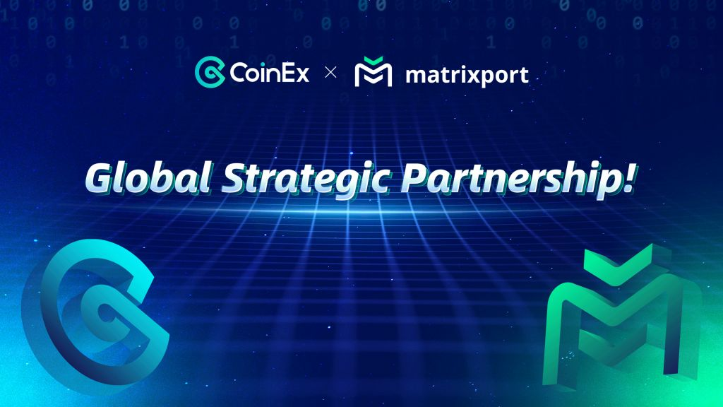 CoinEx Reveals International Strategic Collaboration with Matrixport to Give Over-the-counter Solution 12