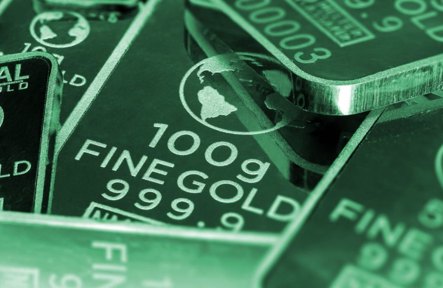 Gold Sign Flips Eco-friendly, Signaling Possible Years of Uptrend 1
