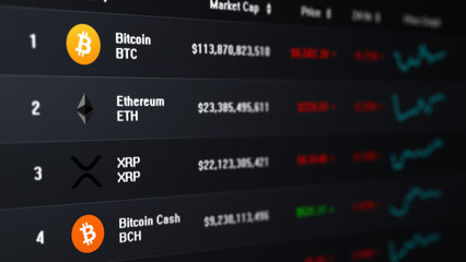 Crypto Supremacy Tussles Rise - 7