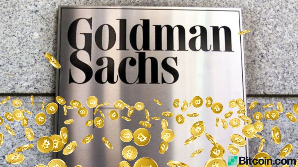 Goldman Sachs Hosting Bitcoin Call as Institutional Passion in Cryptocurrency Rises 7