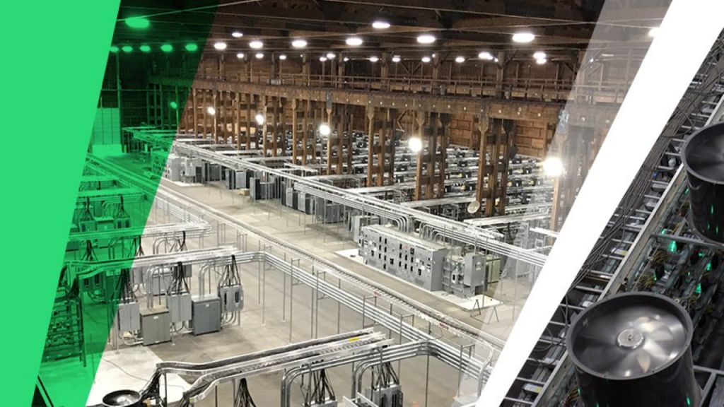 Hyperblock Bitcoin Mining Servers and also Datacenter Framework to Be Auctioned off in Public Sale 21