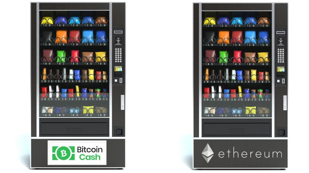 A Variety Of Hong Kong Selling Machines Assistance Bitcoin Cash Money Settlements Over BTC 13