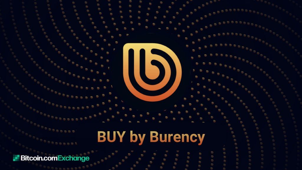 Bitcoin.com Exchange Reveals Listing of New Digital Property BUY by Burency 14