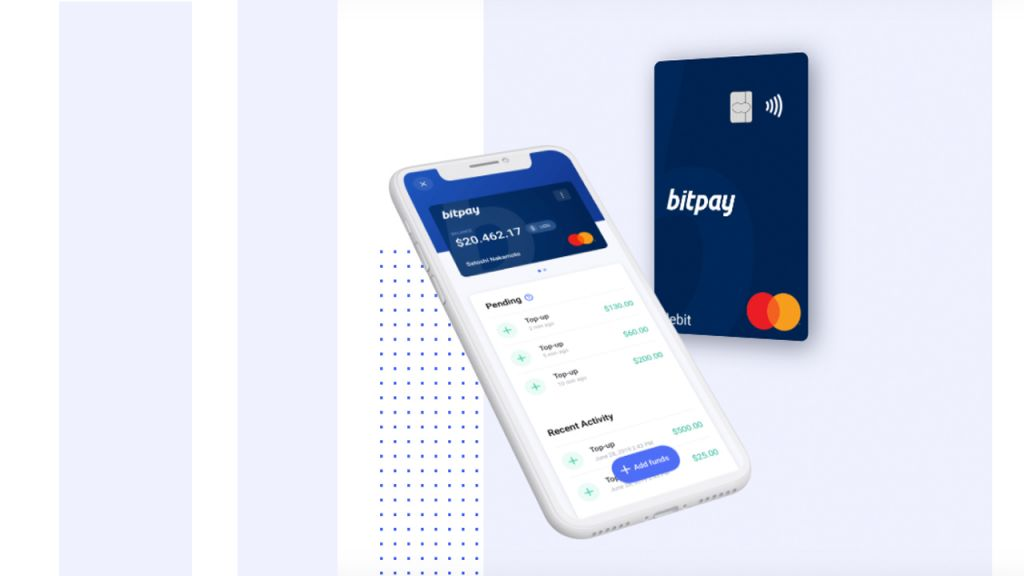 Bitpay Exposes Crypto-to-Fiat Prepaid Mastercard, Company's Front runner Visa Card Ends in December 1