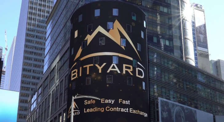 Bityard Cryptocurrency Exchange Makes Trading Facility Agreements Simple 18