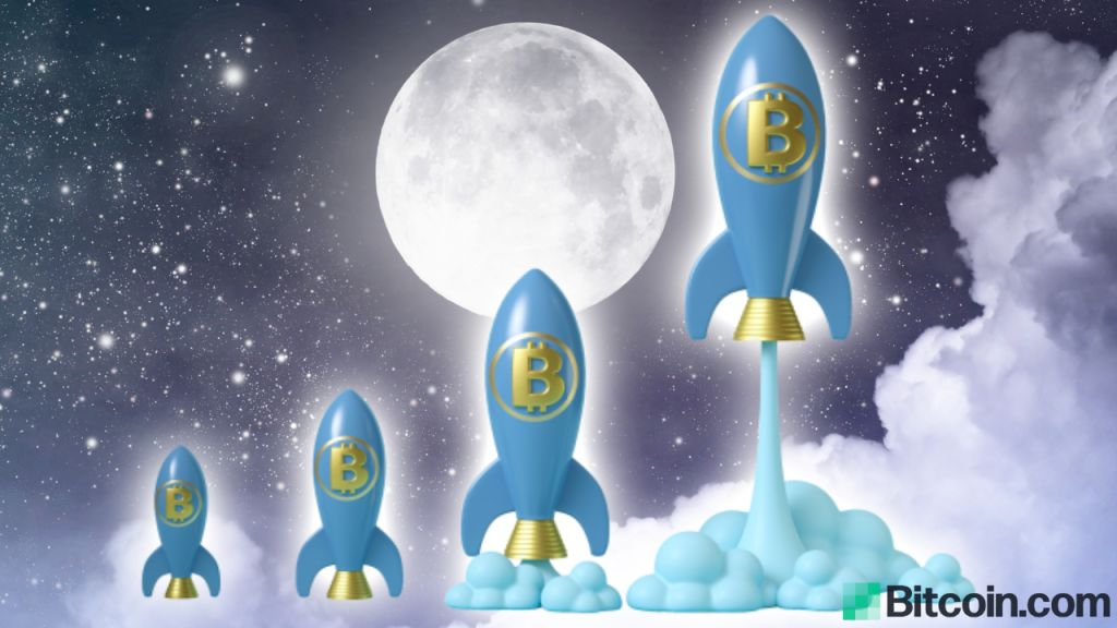 Exponential Development: Bitcoin's Trading Quantity Can Competing Significant Possession Courses 4