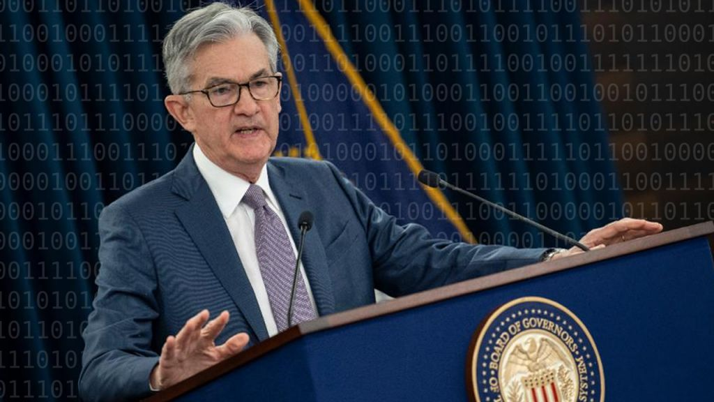 Fed Chair Jerome Powell Talks About Leveraging an Ethereum- Based Libor Substitute 10