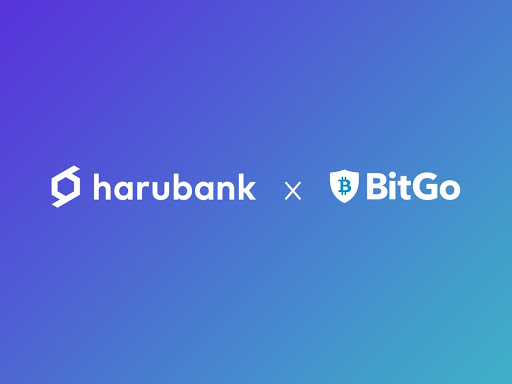 HaruBank Collaborates with BitGo to Make Sure Safety of Its Customers' Crypto Possession 4
