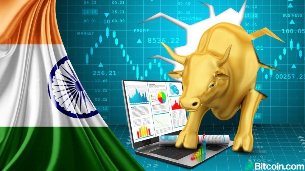 India to Considerably Boost Crypto Market Share This Year: Record 1