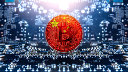 Miners Conceal In Daqing Tombs To Mine BTC In China - 3