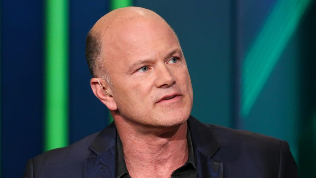 United States Chaos as well as Adverse Rates Of Interest - Billionaire Michael Novogratz States 'See Gold as well as Bitcoin' 10