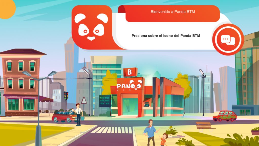Online Panda BTM Introduced for Colombian Locals: Gives BTC, BCH, DAI, and also Dashboard 7