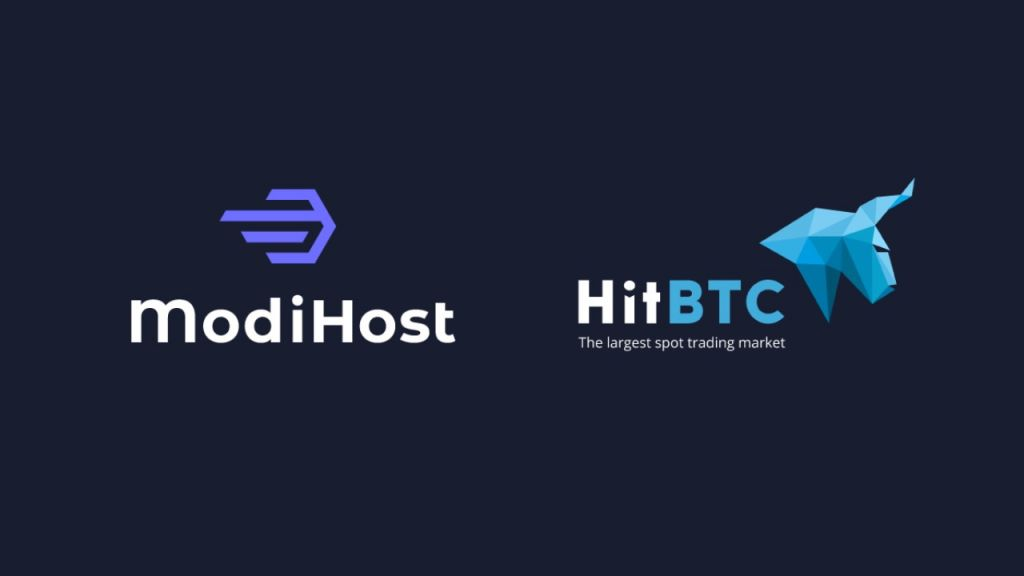 ModiHost's Token Is Survive HitBTC, the Top European Bitcoin Exchange 10