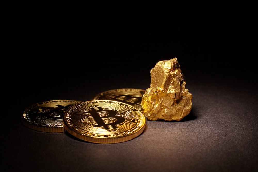 Bitcoin Might be Complying with Gold's Price, Signifying an Outbreak impends 1