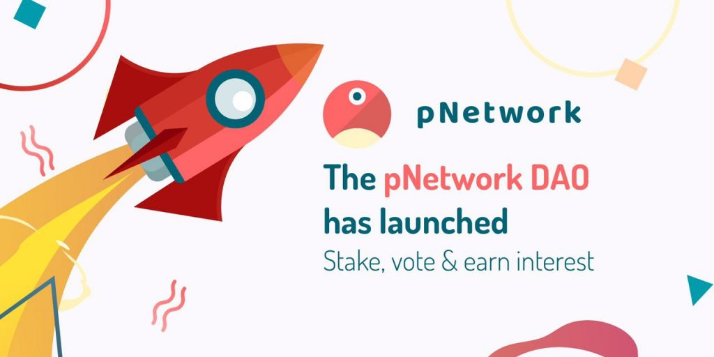 pTokens job releases pNetwork DAO with betting benefits of 42% APR passion 15
