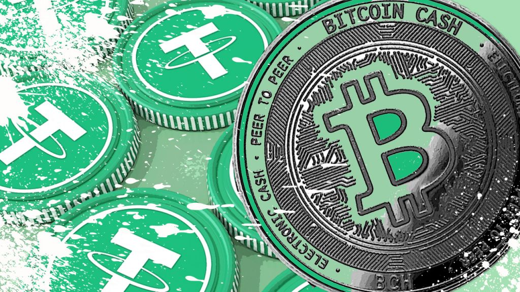 $6M Well Worth of Tether on the Bitcoin Cash Money Chain Emphasizes the Conveniences of SLP Tokens 1