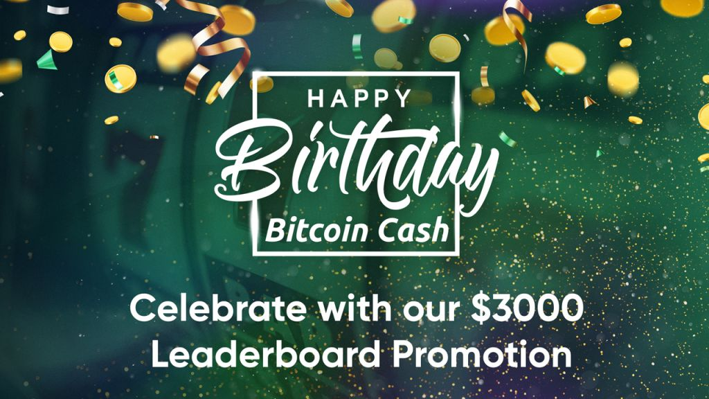 Bitcoin Money Gamings Releases $3K Leaderboard Competition to Commemorate the third BCH Wedding Anniversary 5
