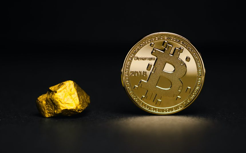 Bitcoin as well as Gold Head-to-head In Two-Year Safe House Arms Race 10