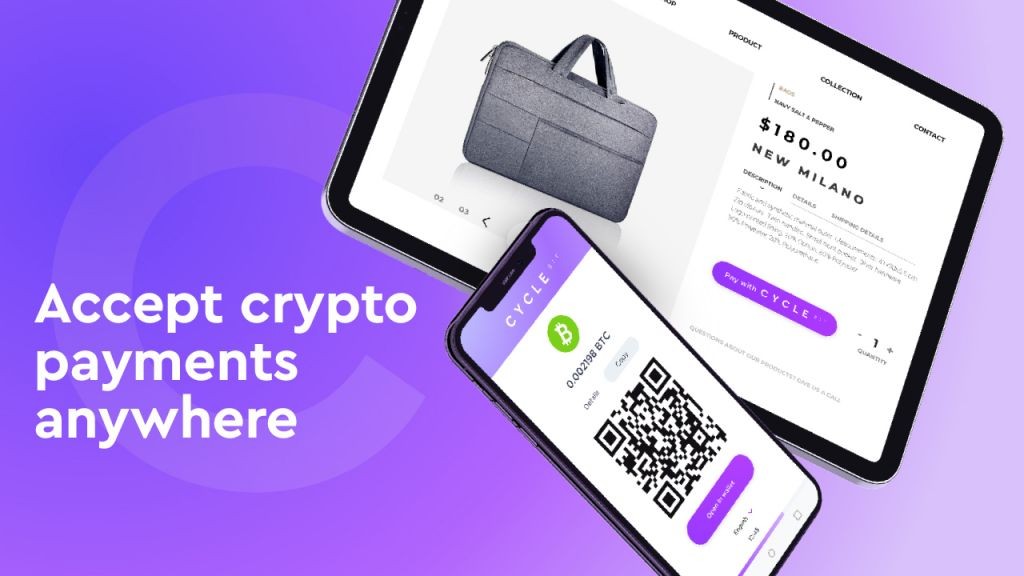 Cyclebit Equips Sellers to Approve Crypto Settlements In-Store, Online and also On-The-Go 1