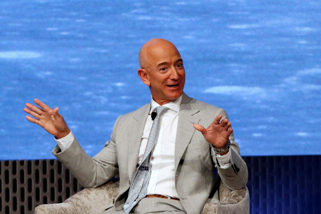 Jeff Bezos might end up being the globe's initial trillionaire in 2026 1