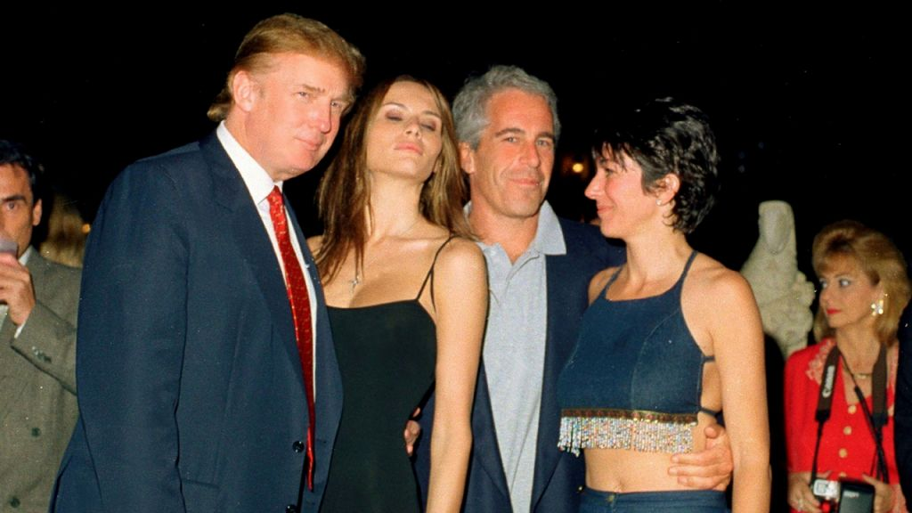 Jeffrey Epstein Confidant Ghislaine Maxwell's Last Reddit Article Had To Do With Bitcoin 13