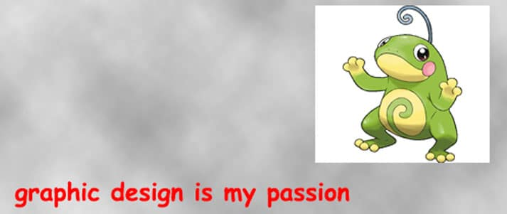 graphic design is my passion meme