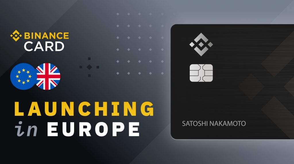 Binance reveals brand-new debit card for European as well as UK customers 1