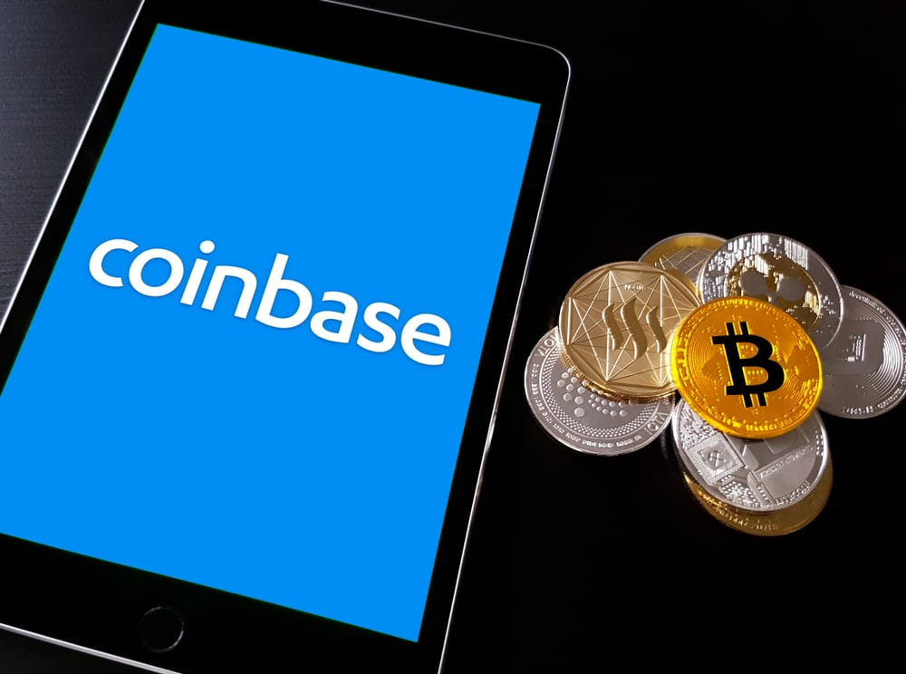 Coinbase pioneering system for the exchange of customer information with federal government companies 1