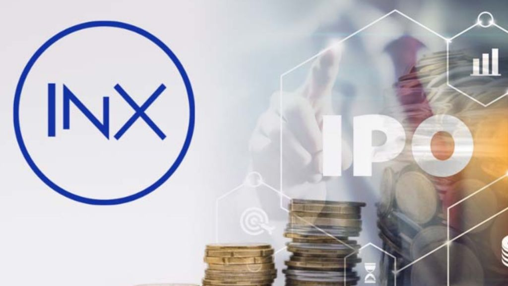 INX Restricted Proclaims Effectiveness of Safety Token IPO 1