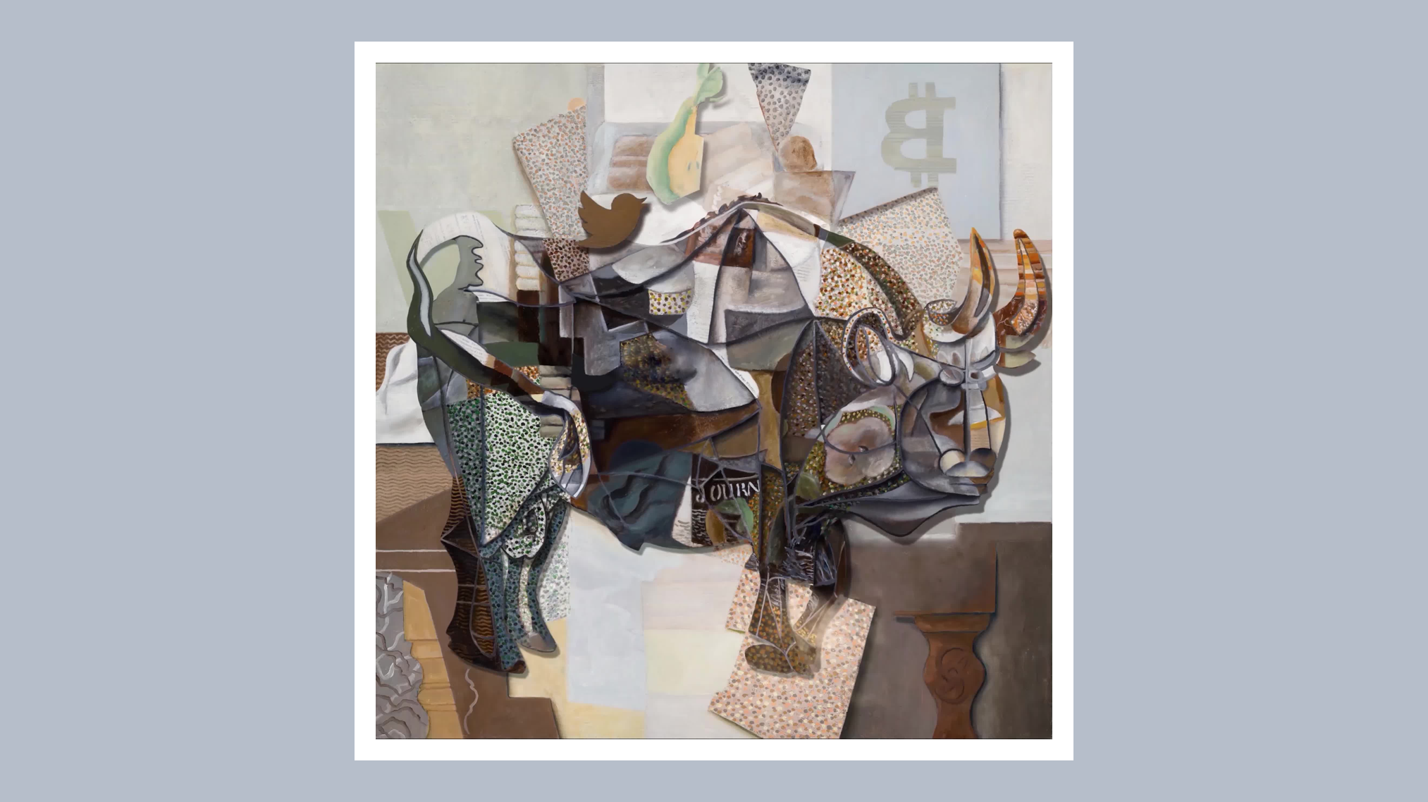 Non-fungible Digital Art Work Sale Shatters Records, 'Picasso' s Bull' NFT Sells for $55 K 3