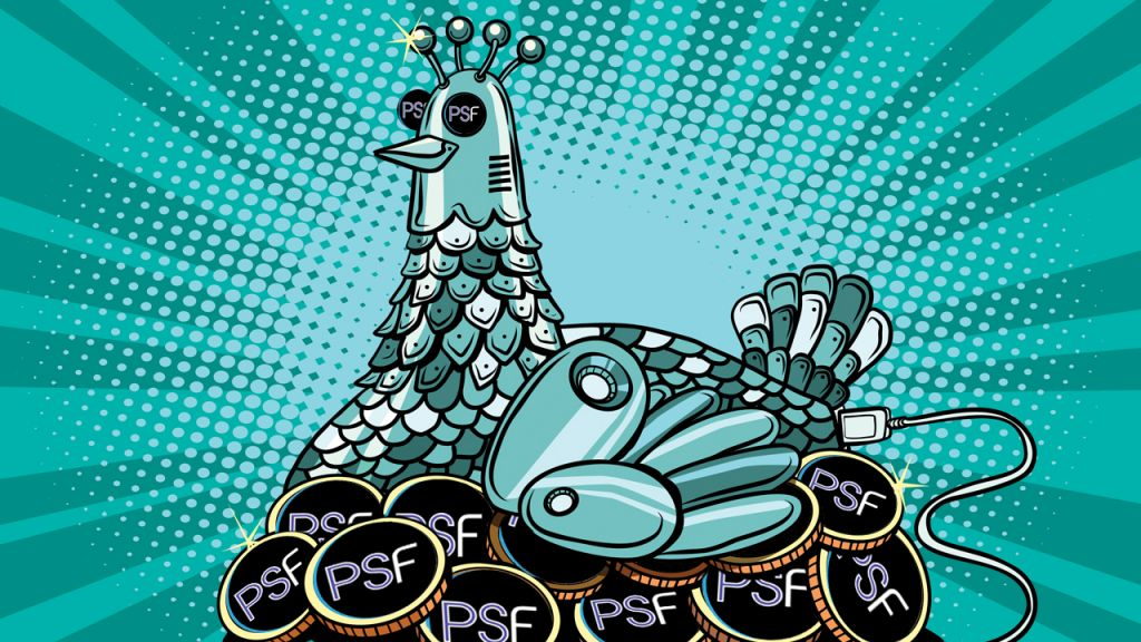 PSF Symbol Conjures Up the Initial Coin-Age Staking Method on Bitcoin Cash Money 1