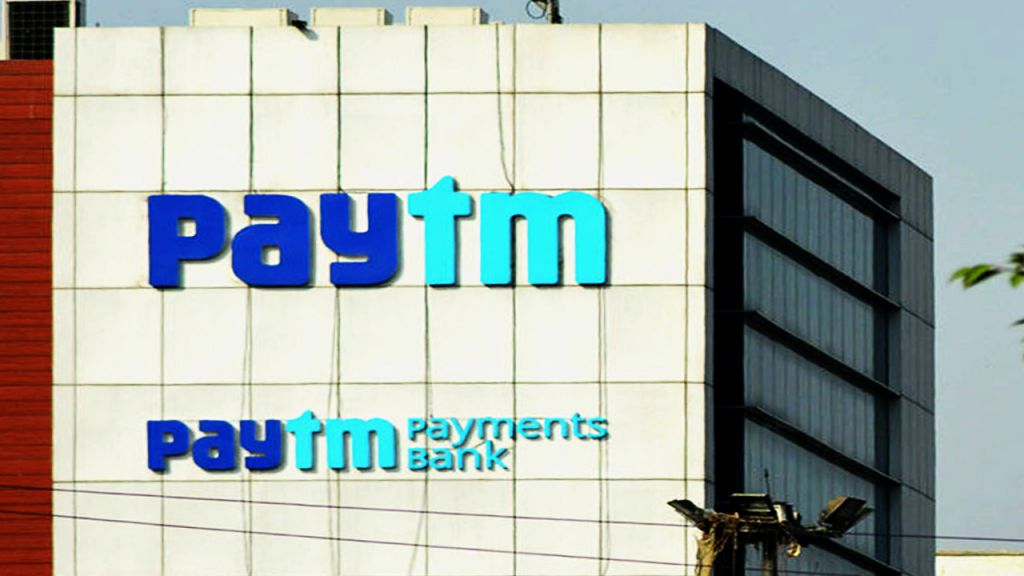 Paytm Ices Up Indian Financial Institution Accounts Suspected of Cryptocurrency Trading: Record 1