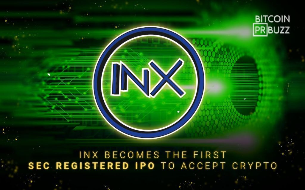 INX Ends Up Being the First SEC-Registered IPO to Approve Crypto 1