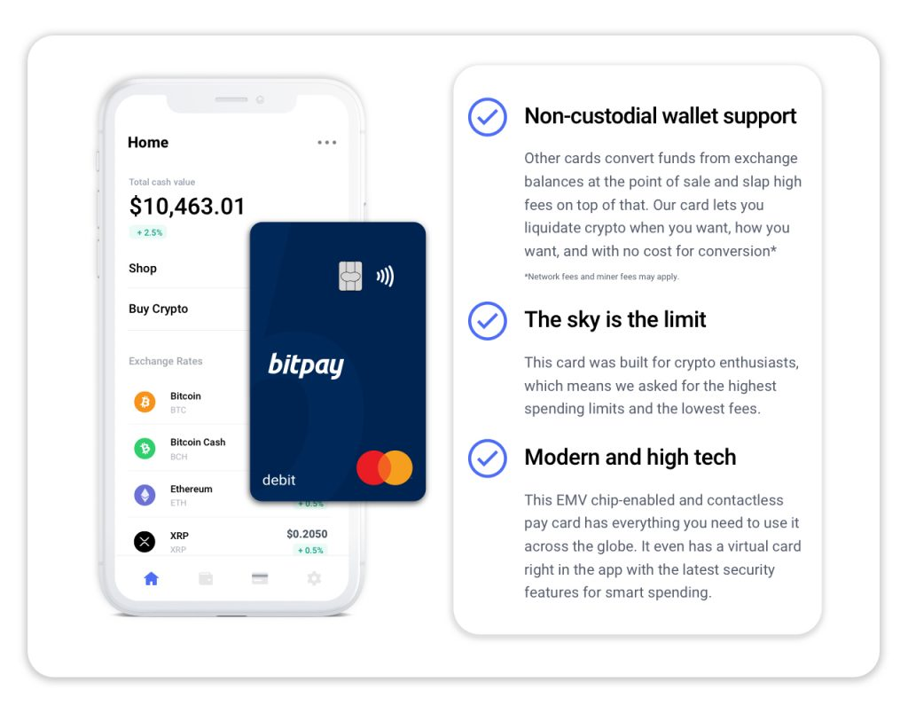 US Consumers Flock To the First Mastercard Branded BitPay Card