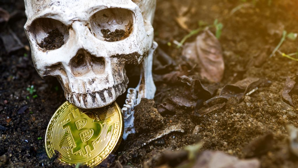Bitcoin Obituaries Lists Another Crypto Eulogy, 2020 BTC Deaths in the Single Digits 1
