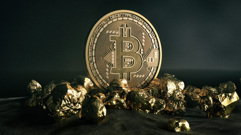 """Bitcoin as well as Gold """"Miners Numerous"""" Indicate Considerably Various Price Heights 1"""