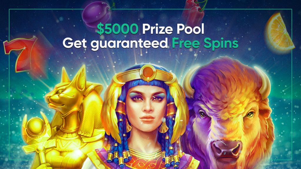 Unique Casino Site Event with $5000 Reward Swimming Pool Starts at Bitcoin Gamings 1