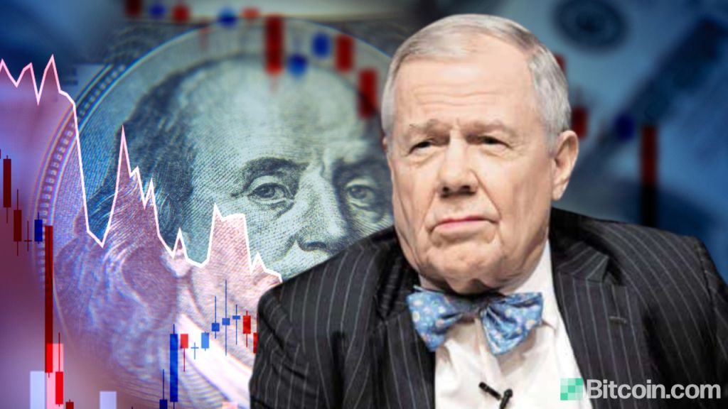 Jim Rogers Predicts End of Dollar Dominance as US-China Tensions Escalate 1