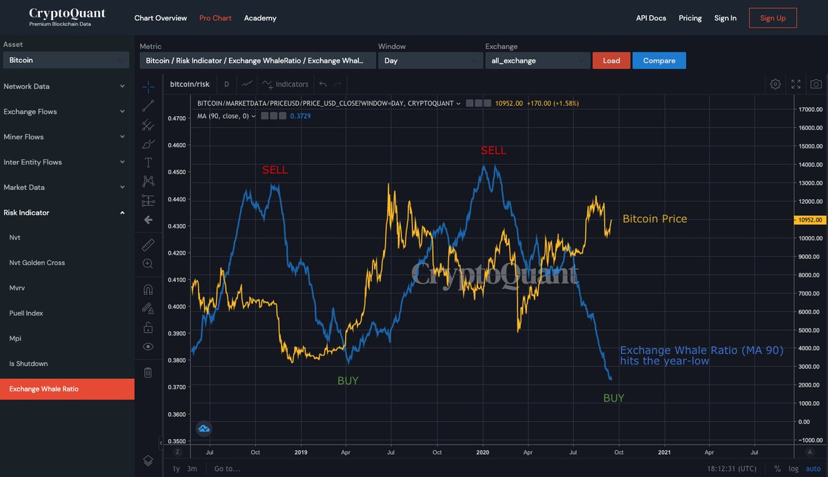 Market Expectation: Bitcoin Breaks $11K, Whales Refuse to Offer, Drawback Threat Continues To Be 5