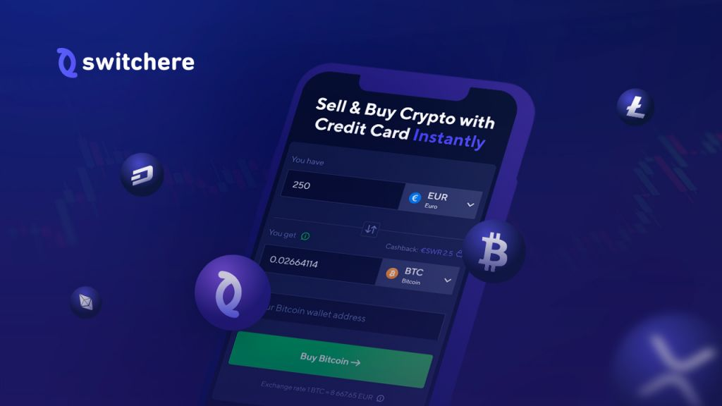 Switchere: Purchase Crypto with CC, Pay with Neighborhood Financial Institutions, Swap and also Market Coins Online 1