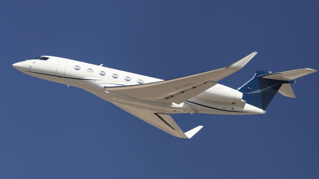 United States Firm Approves Bitcoin Settlements for High-end Planes, as $40M Gulfstream Jet Takes Place Sale 1