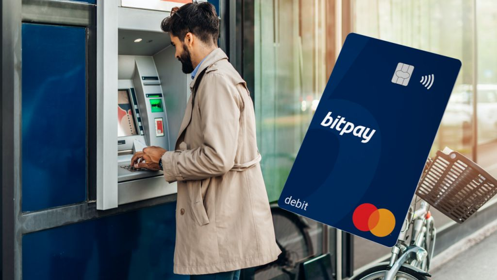 United States Consumers Group To the First Mastercard Branded BitPay Card 1