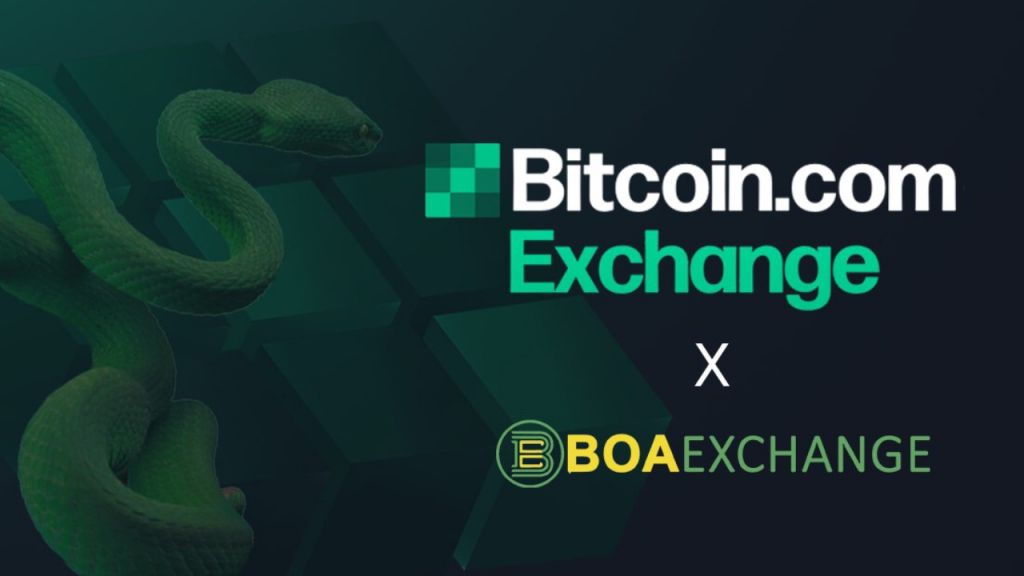Bitcoin.com Exchange Obtains BOA Exchange To Get To New Markets 7