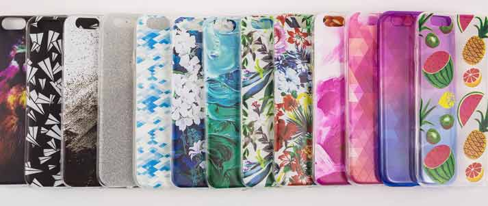 print on demand mobile phone cases