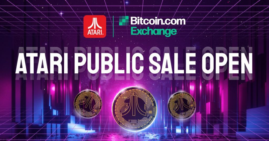 Atari Has Launched Their IEO Public Sale Today 1
