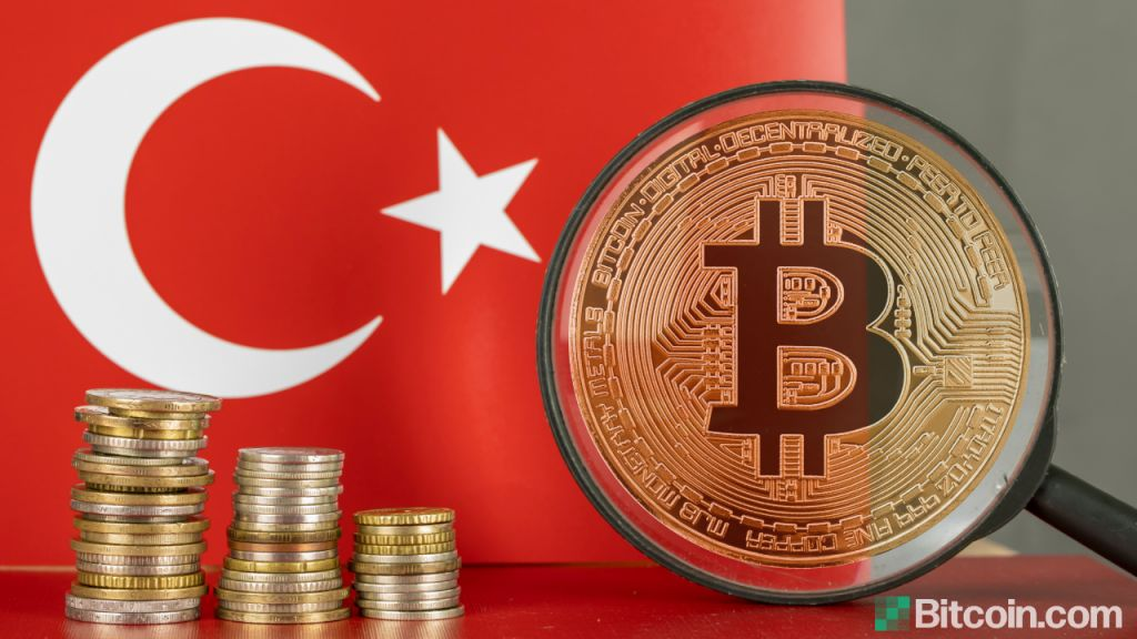 Bitcoin Fostering Soars in Turkey Amidst High Rising Cost Of Living, Lira Hitting Document Low 1