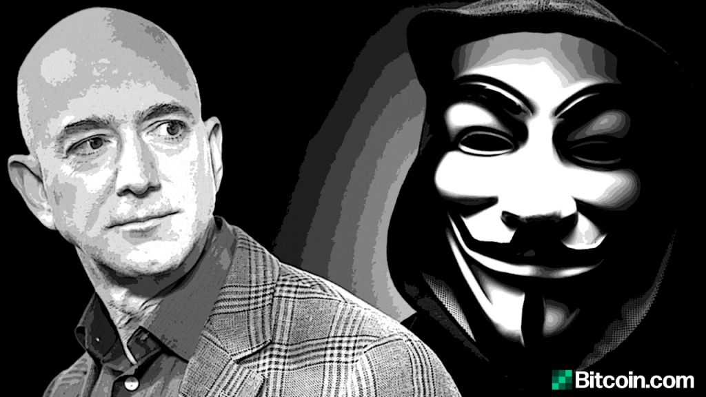 Bitcoin's Designer vs. Bezos: Satoshi Nakamoto's Uphill Reach Exceed the Amazon.com Owner's Total assets 1