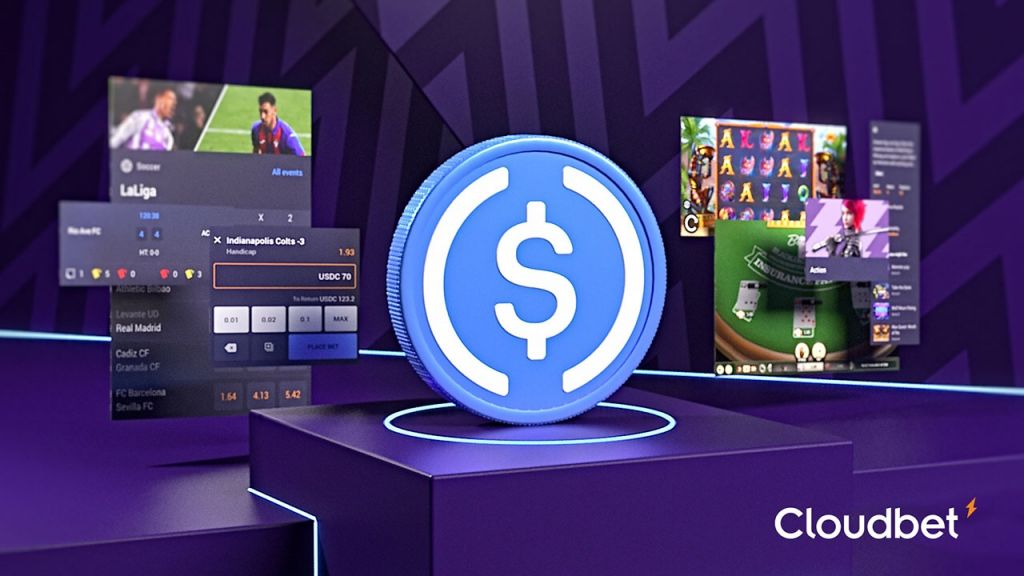 Cloudbet Launches Secondly Major Stablecoin With USDC 1