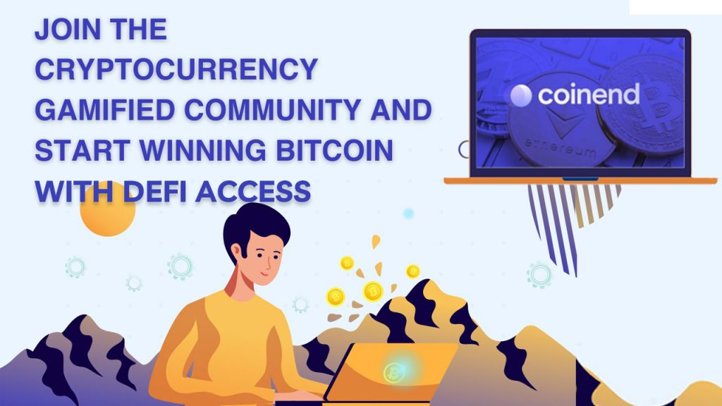 Coinend: 1,2,3 Remove - New Gamified Crypto Forecast System 1